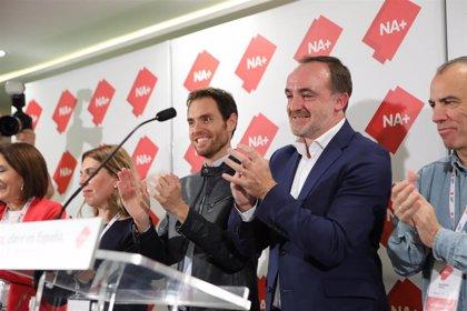 """Navarra Suma pide a Sánchez que """"rectifique"""" y """"llame a los constitucionalistas"""""""