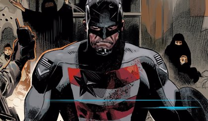 Primer vistazo a U.S. Agent, nuevo personaje Marvel de Falcon y The Winter Soldier en Disney +