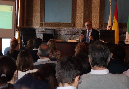 El presidente de la Agencia Estatal de Investigación visita la Universidad de Córdoba