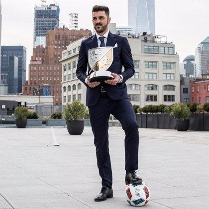 David Villa será propietario del Queensboro FC, nuevo club de fútbol de Nueva York