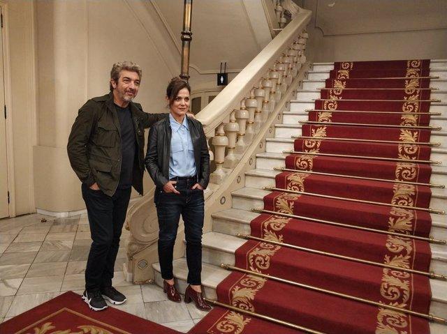 Darín i Pietra tornen a Barcelona amb l'obra 'Escenas de una vida conyugal'