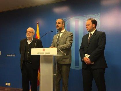 "Buch afirma que ""en ningún caso"" nombró a un asesor para hacer de escolta de Puigdemont"