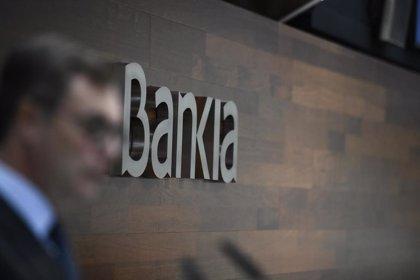 Bankia se desploma un 4,5% tras el acuerdo PSOE-Unidas Podemos y pierde 254 millones de capitalización