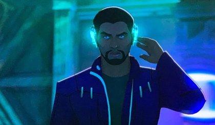 Black Panther es Star-Lord en Marvel's What If...? de Disney+