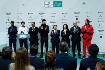 """Martínez-Almeida señala a la Davis como """"un evento aún más único"""" con el nuevo formato"""