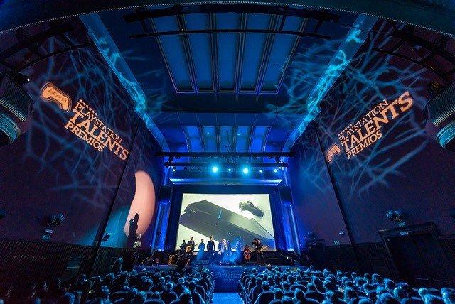 Gala de los Premios PlayStation Talents.