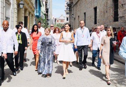 Cuba.- Los Reyes, entre turistas y curiosos por La Habana Vieja