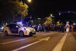 Els CDR tallen la Diagonal, la Gran Via i la Meridiana en una nova jornada de protestes per la sentència de l'1-O (ACN)