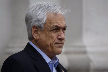 """Chile.- Piñera pide establecer """"tres urgentes acuerdos nacionales"""" tras una nueva jornada de protestas en Chile"""