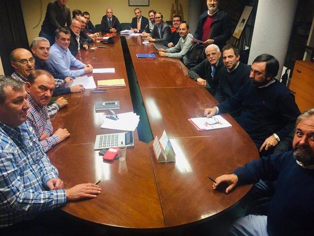Firma del nuevo convenio colectivo de Transporte de Viajeros por Carretera de Cantabria