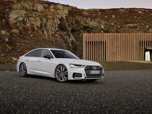 Audi abre la fase de pedidos en España del model A6 55 TFSIe quattro híbrido enchufable en España