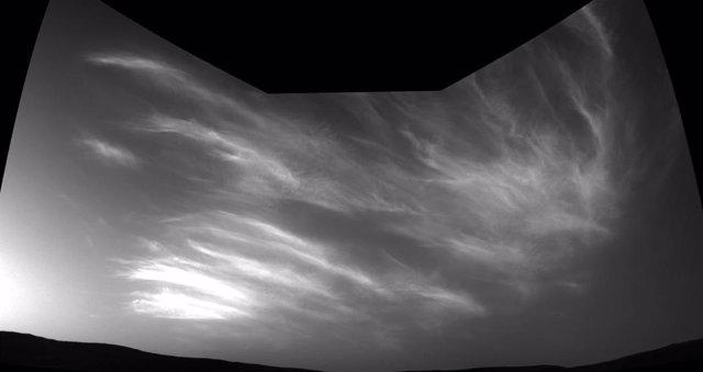 Inexplicables mediciones de oxígeno en el ciclo estacional de Marte