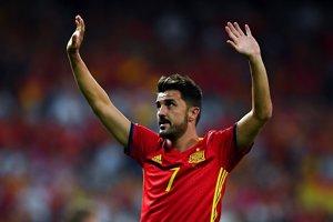 David Villa anuncia la seva retirada (GETTY)