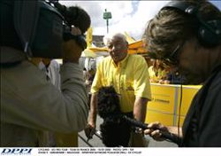 Mor l'exciclista Raymond Poulidor als 83 anys (DPPI / AFP7 / Europa Press)
