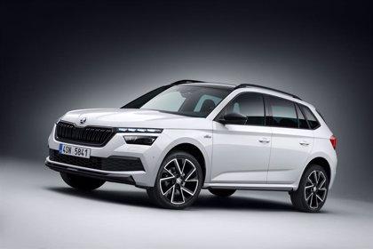 Skoda vendió 105.300 vehículos en octubre en todo el mundo, un 5,9% más