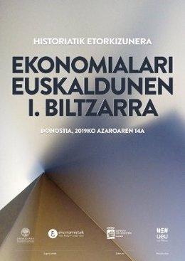 Ekonomialari Euskaldunen I. Biltzarra.