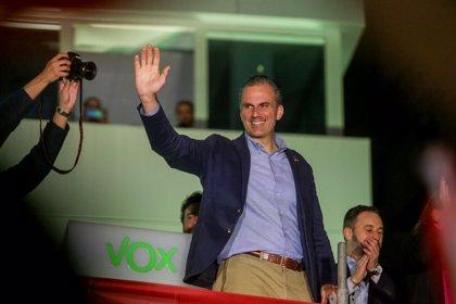 """Venezuela.- Vox acusa al PSOE de """"claudicar"""" ante quienes defienden """"un golpe de Estado"""" en Cataluña"""