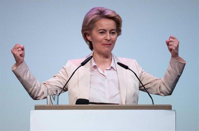 Ursula Von der Leyen, futura presidenta de la Comisión Europea