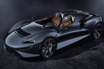 McLaren desvela el Elva, con 815 caballos de potencia y un precio de partida de 1,5 millones de euros