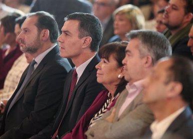 El PSOE consultarà a la seva militància l'acord de govern amb Unides Podem (Eduardo Parra - Europa Press)
