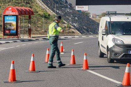 La DGT denuncia en cuatro días a 3.687 conductores de furgonetas, 89 de ellos por dar positivo en drogas