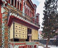 Casa Vicens Gaudí celebra el seu aniversari com a museu amb entrades a meitat de preu (AYUNTAMIENTO DE BARCELONA - POL VILADOMS - Archivo)
