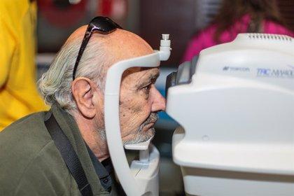 El riesgo de ceguera en personas con diabetes   es 10 veces mayor