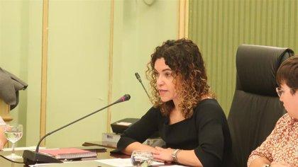 """La consellera Sánchez destaca el """"ahorro"""" en la renegociación de deuda en los préstamos de la Comunidad"""