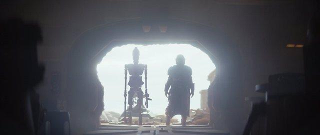 Imagen de la serie The Mandalorian