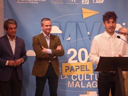 El escritor Ángelo Nestore gana el XX Premio Internacional de Poesía Emilio Prados por el poemario 'Hágase mi voluntad'