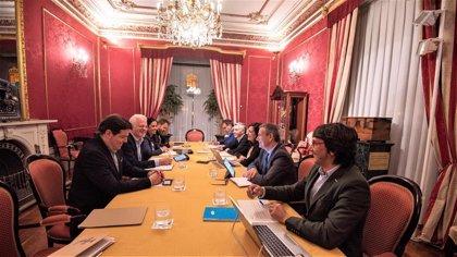 """Cruz-Dunne avanza que """"habrá noticias en breve"""" sobre el Convenio de Capitalidad para Logroño"""