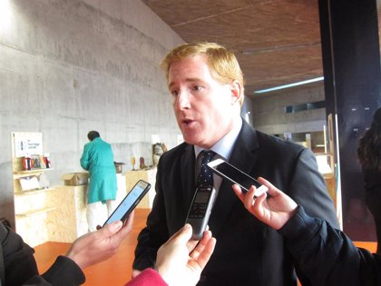 """Gragera (Cs) defiende que """"se va a cumplir"""" el acuerdo de gobernabilidad firmado con el PP en Badajoz """"para cuatro años"""""""