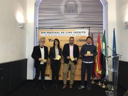 El XIV Festival de Cine Inédito de Mérida contará con nueve películas de Chile, Rumanía, Corea del Sur o Palestina