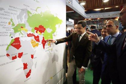 Andalucía alcanza su segundo mejor superávit comercial con el exterior con 1.840 millones hasta agosto