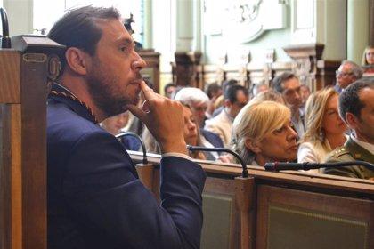 """Óscar Puente se pregunta """"en nombre de quién habla"""" Igea y no cree que su propuesta """"vaya a ningún sitio"""""""