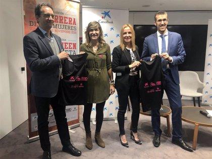 La IV Carrera de las Mujeres se celebrará el próximo 24 de noviembre en Pamplona