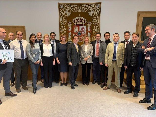 Misión comercial a Polonia con el embajador