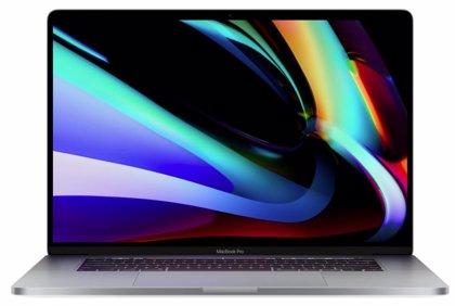 Apple presenta su MacBook Pro de 16 pulgadas, su portátil profesional con hasta 8TB de almacenamiento