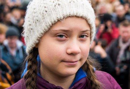 Greta Thunberg zarpa rumbo a la Cumbre en Madrid y agradece la hospitalidad y apoyo de los estadounidenses