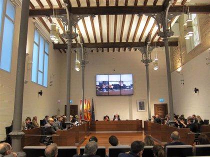 El pleno de la DPZ aprueba una modificación presupuestaria de 38 millones para dotar dos planes de concertación