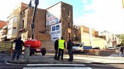 La Ràpita enderroca les cases velles del carrer Constància per eixamplar el vial (ACN)