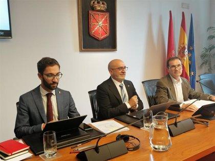 """Cigudosa pide colaboración para """"mantener el liderazgo digital de Navarra ante la llegada del 5G"""""""