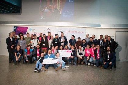 Una app para poner en contacto a vendedores ambulantes con los pueblos, ganadora del hackaton por la España Vacía de HP