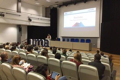 La Universidad de Málaga presenta su segundo Plan Propio de Smart-Campus, con un presupuesto de más de 450.000 euros