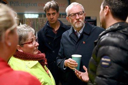 Corbyn descarta autorizar un referéndum en Escocia en su hipotético primer mandato