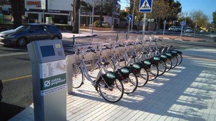 Paterna impulsa el transporte sostenible con un nuevo servicio de alquiler de 120 bicicletas eléctricas