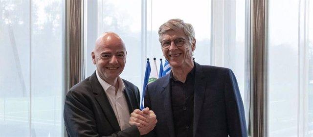 Fútbol.- La FIFA ficha a Arsene Wenger como Jefe de Desarrollo Global de Fútbol