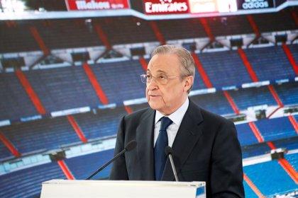 El Real Madrid entrega el próximo sábado sus insignias de oro y brillantes, de oro y de plata