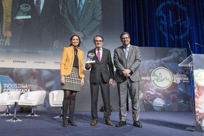IVECO Valladolid se alza con el galardón de Industria Conectada 4.0 otorgado por el Ministerio de Industria
