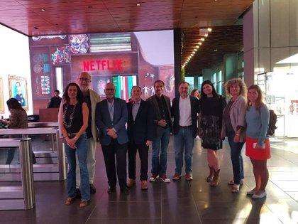 La Mallorca Film Commission participa en Los Ángeles en el American Film Market promocionando escenarios
